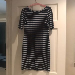 Banana Republic size 2 striped dress